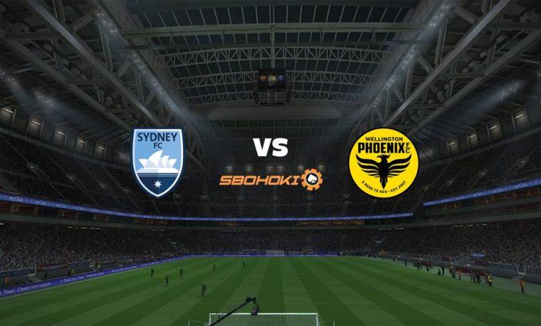 Live Streaming  Sydney FC vs Wellington Phoenix FC 8 Februari 2021 1