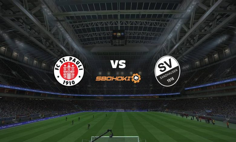 Live Streaming St Pauli vs SV Sandhausen 5 Februari 2021 1
