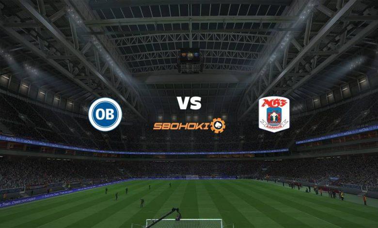 Live Streaming  Odense Boldklub vs AGF Aarhus 14 Februari 2021 1