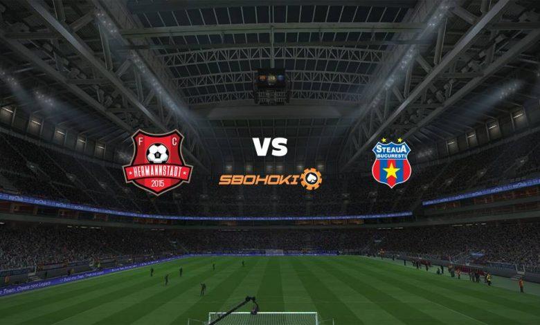 Live Streaming  Hermannstadt vs FCSB 14 Februari 2021 1