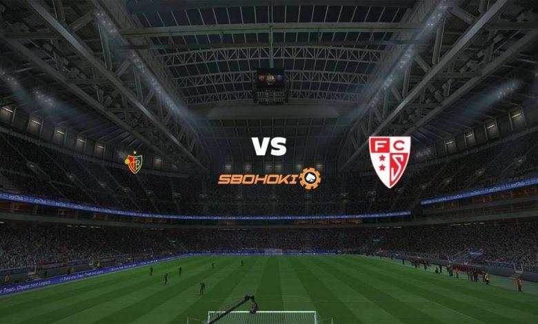 Live Streaming  FC Basel vs FC Sion 7 Februari 2021 1