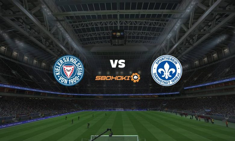 Live Streaming  Holstein Kiel vs SV Darmstadt 98 2 Februari 2021 1