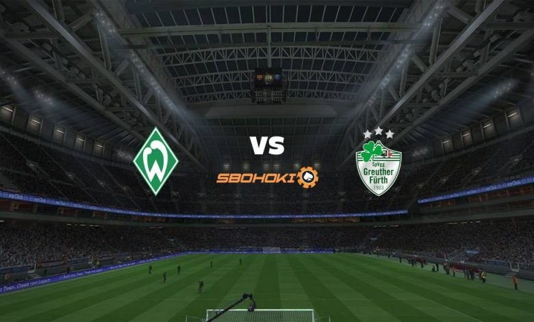 Live Streaming  Werder Bremen vs SpVgg Greuther Furth 2 Februari 2021 1