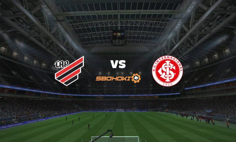 Live Streaming  Athletico-PR vs Internacional 5 Februari 2021 1