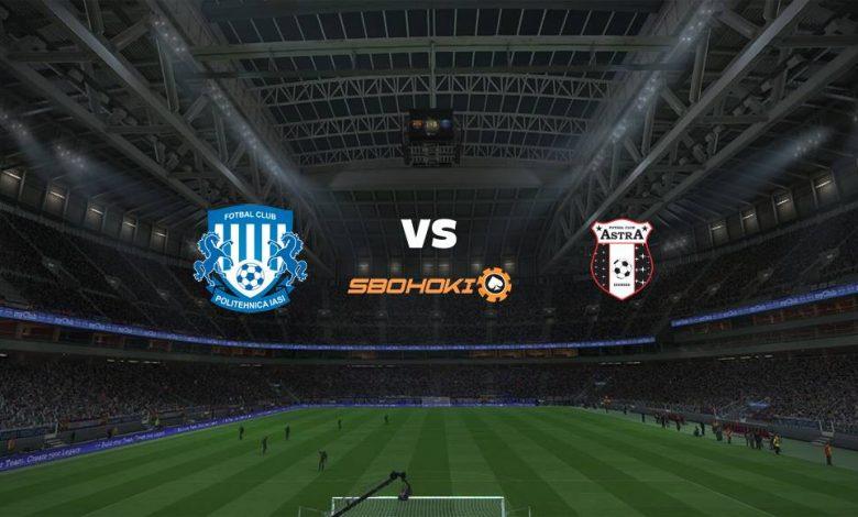 Live Streaming  CSMS Iasi vs FK Astra Giurgiu 13 Februari 2021 1