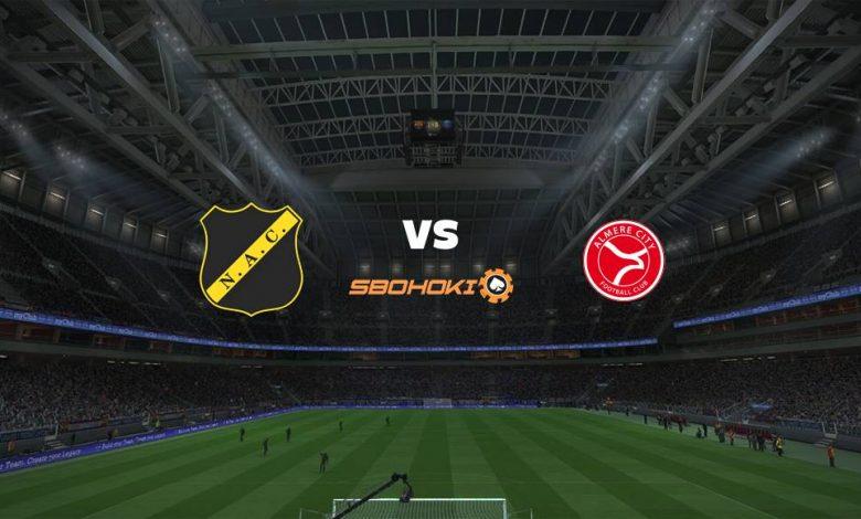 Live Streaming  NAC Breda vs Almere City 1 Februari 2021 1