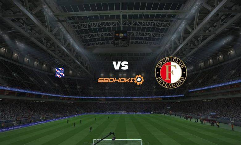 Live Streaming  Heerenveen vs Feyenoord 17 Februari 2021 1