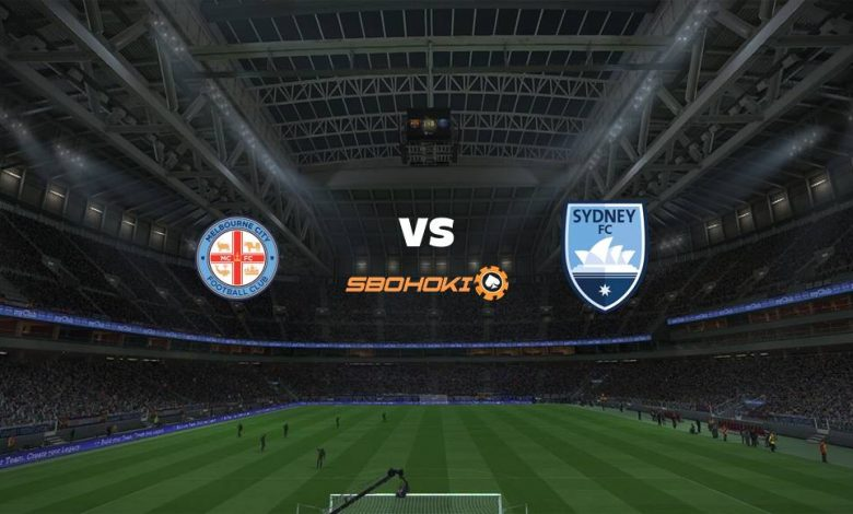 Live Streaming Melbourne City FC vs Sydney FC 16 Februari 2021 1