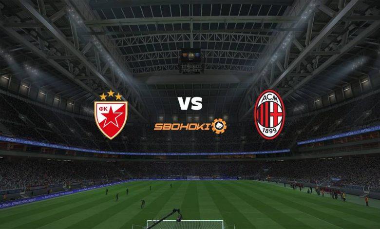 Live Streaming  Red Star Belgrade vs Milan 18 Februari 2021 1