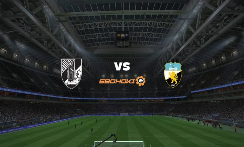 Live Streaming  Guimaraes vs SC Farense 17 Februari 2021 1