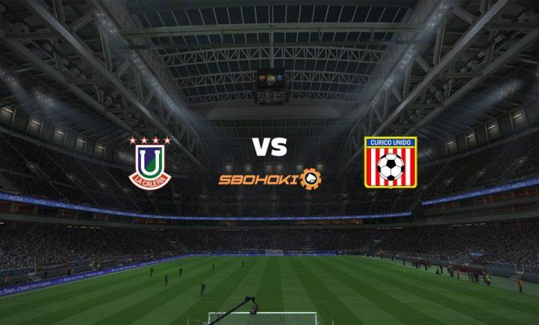 Live Streaming Unión La Calera vs Curicó Unido 13 Februari 2021 1