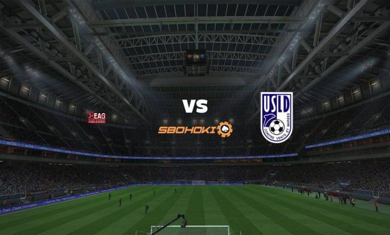 Live Streaming  Guingamp vs Dunkerque 5 Februari 2021 1