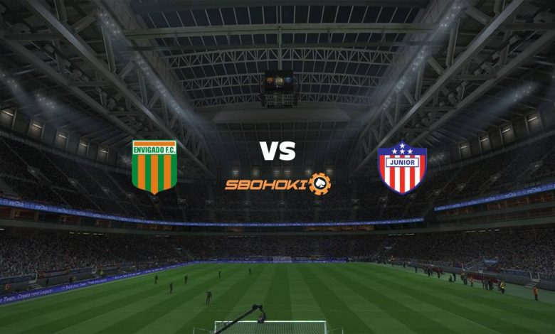 Live Streaming  Envigado vs Atlético Junior 14 Februari 2021 1