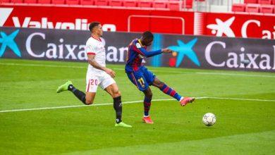 Photo of Kutukan Messi Berakhir, Dembele Top Skor Ketiga Prancis di Barcelona