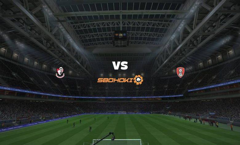 Live Streaming  Bournemouth vs Rotherham United 17 Februari 2021 1