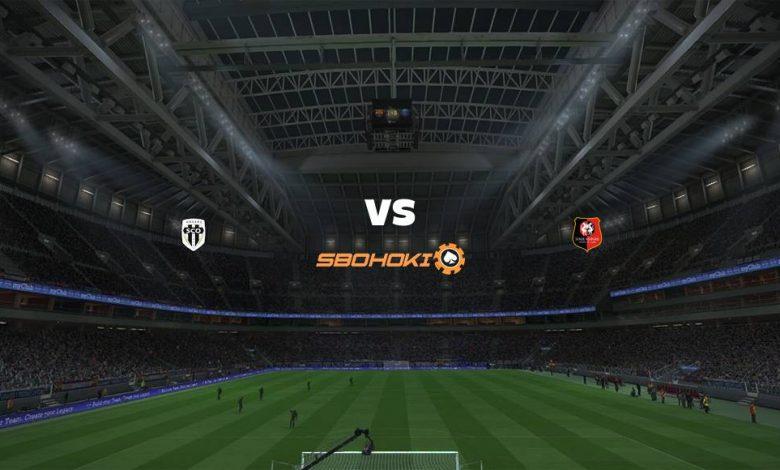 Live Streaming Angers vs Rennes 9 Februari 2021 1