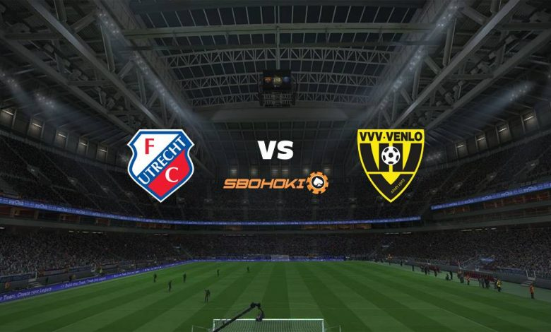 Live Streaming  FC Utrecht vs VVV-Venlo 14 Februari 2021 1
