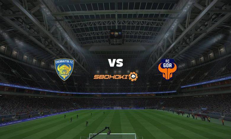 Live Streaming  Chennaiyin FC vs FC Goa 13 Februari 2021 1