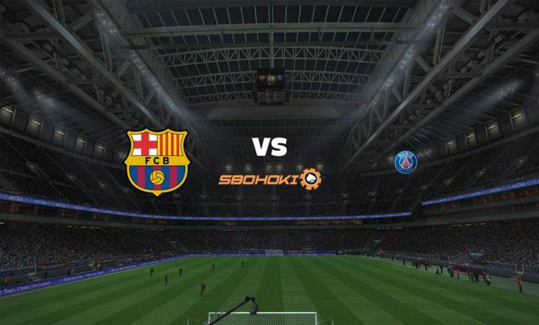 Live Streaming  Barcelona vs Paris Saint-Germain 16 Februari 2021 1