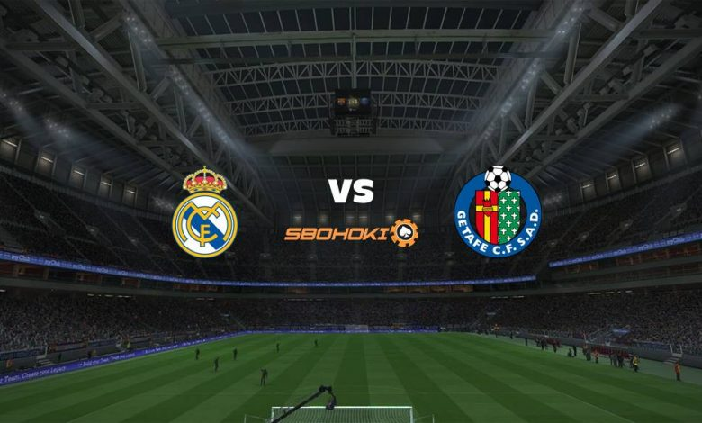 Live Streaming  Real Madrid vs Getafe 9 Februari 2021 1