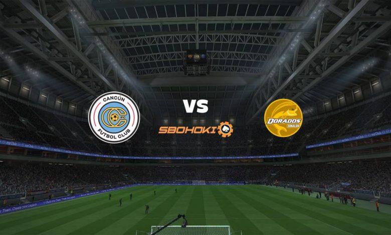 Live Streaming  Cancún FC vs Dorados de Sinaloa 10 Februari 2021 1