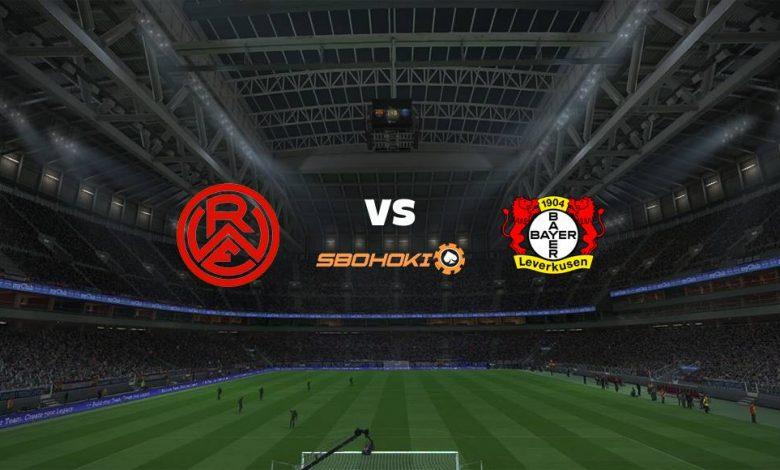 Live Streaming Rot-Weiss Essen vs Bayer Leverkusen 2 Februari 2021 1