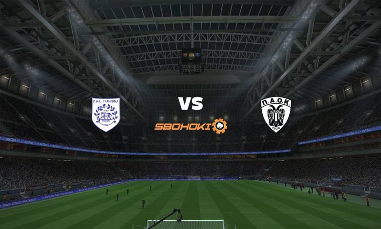 Live Streaming  Pas Giannina vs PAOK Salonika 15 Februari 2021 1