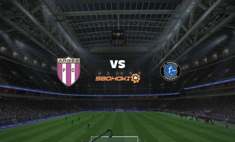 Live Streaming  FC Arges vs Viitorul Constanta 12 Februari 2021 1
