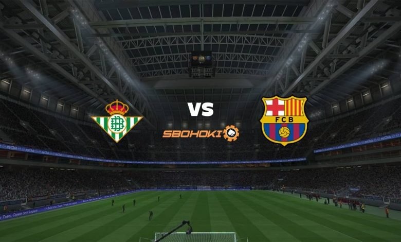Live Streaming  Real Betis vs Barcelona 7 Februari 2021 1