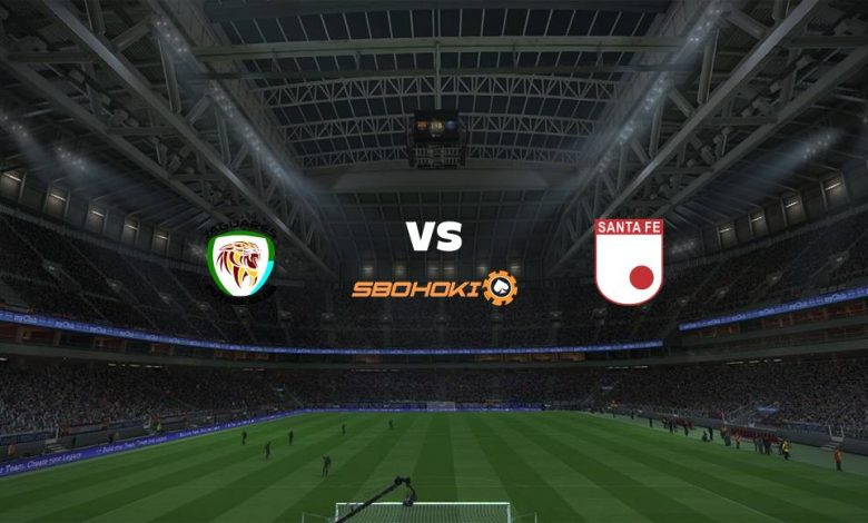 Live Streaming  Jaguares de Córdoba vs Independiente Santa Fe 8 Februari 2021 1