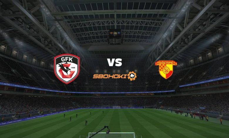 Live Streaming  Gazisehir Gaziantep vs Goztepe 8 Februari 2021 1