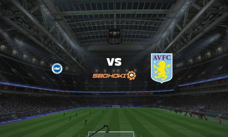 Live Streaming  Brighton and Hove Albion vs Aston Villa 13 Februari 2021 1