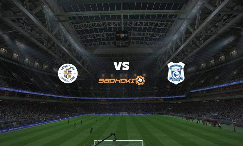 Live Streaming Luton Town vs Cardiff City 16 Februari 2021 1