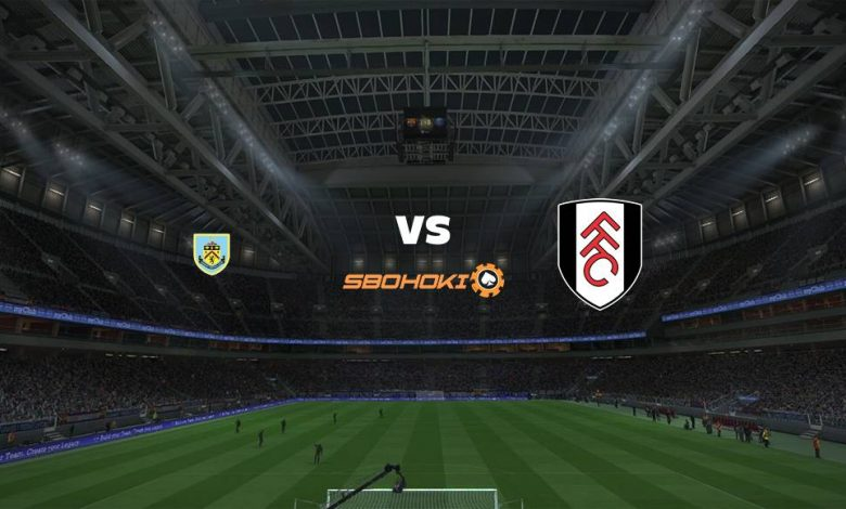 Live Streaming  Burnley vs Fulham 17 Februari 2021 1