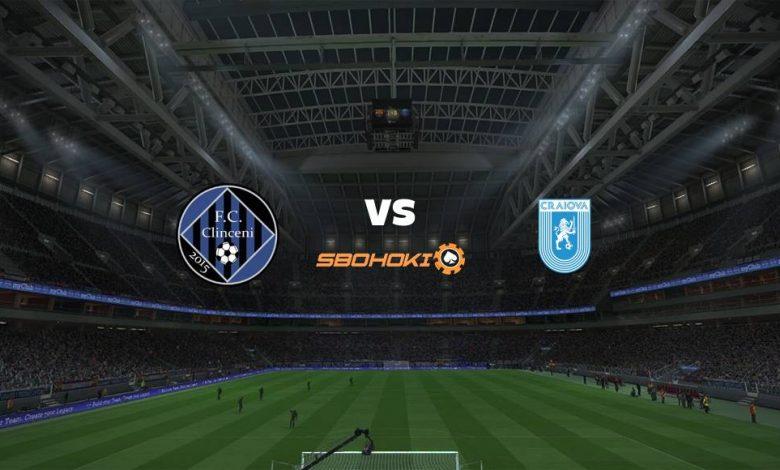 Live Streaming  Academica Clinceni vs Universitatea Craiova 14 Februari 2021 1
