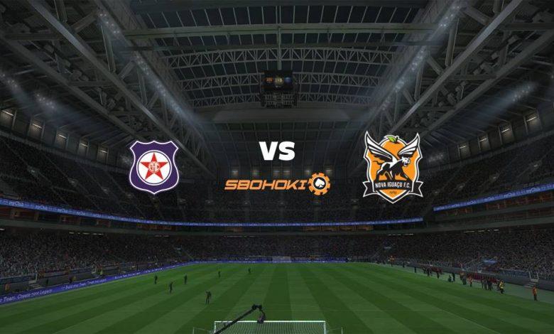 Live Streaming  Friburguense vs Nova Iguaçu 3 Februari 2021 1