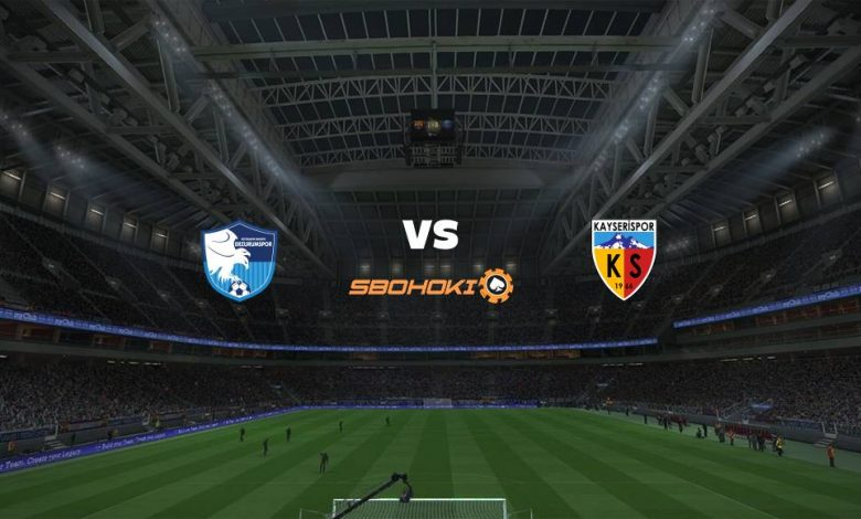 Live Streaming  Erzurum BB vs Kayserispor 7 Februari 2021 1