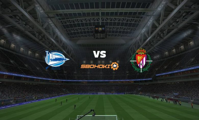 Live Streaming  Alavés vs Valladolid 5 Februari 2021 1
