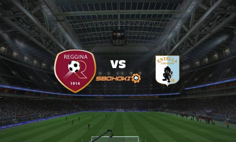 Live Streaming  Reggina vs Virtus Entella 10 Februari 2021 1