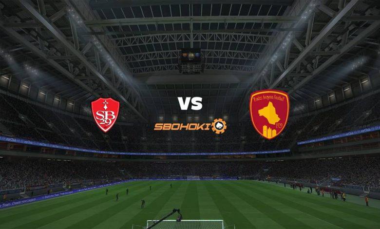 Live Streaming Brest vs Rodez Aveyron 10 Februari 2021 1