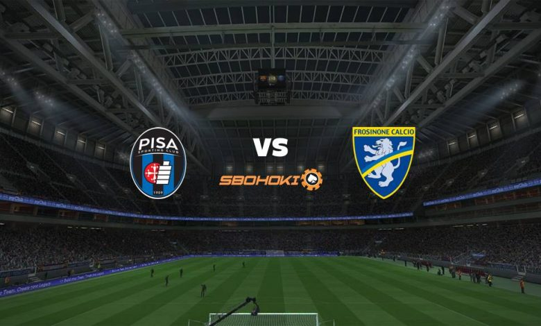 Live Streaming Pisa vs Frosinone 2 Februari 2021 1