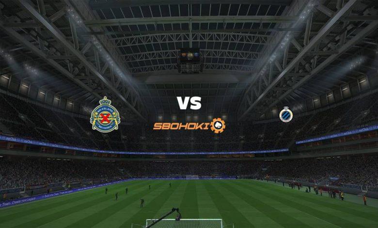 Live Streaming Waasland-Beveren vs Club Brugge 6 Februari 2021 1