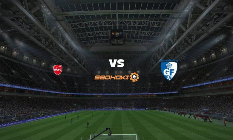 Live Streaming  Valenciennes vs Grenoble 5 Februari 2021 1