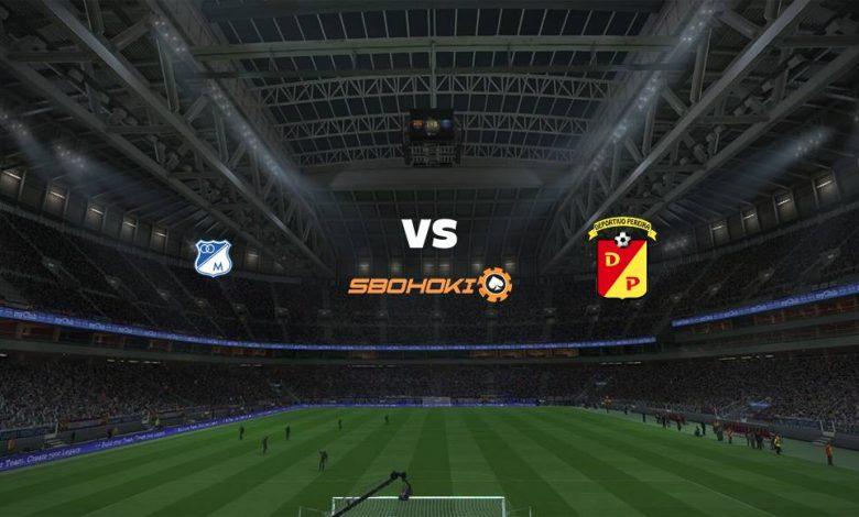 Live Streaming  Millonarios vs Deportivo Pereira 7 Februari 2021 1