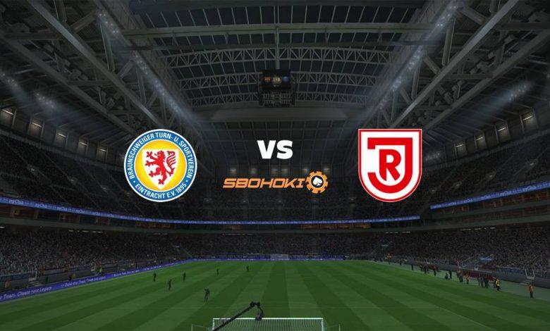 Live Streaming  TSV Eintracht Braunschweig vs SSV Jahn Regensburg 19 Februari 2021 1
