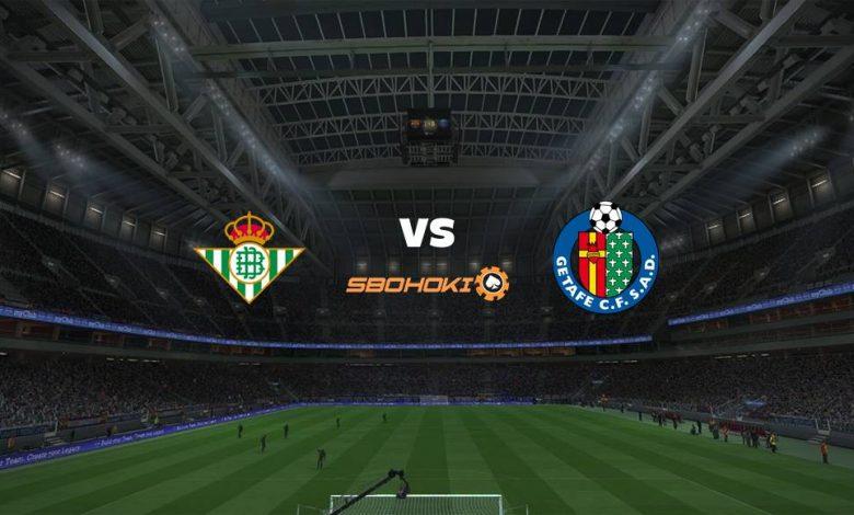 Live Streaming  Real Betis vs Getafe 19 Februari 2021 1
