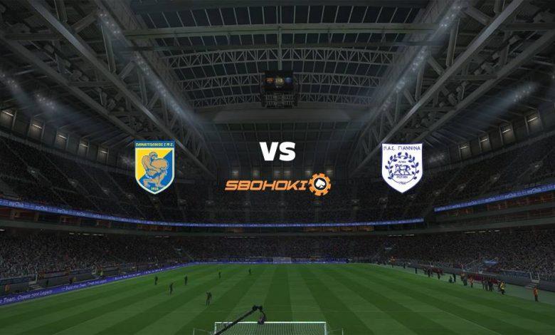 Live Streaming  Panetolikos vs Pas Giannina 8 Februari 2021 1