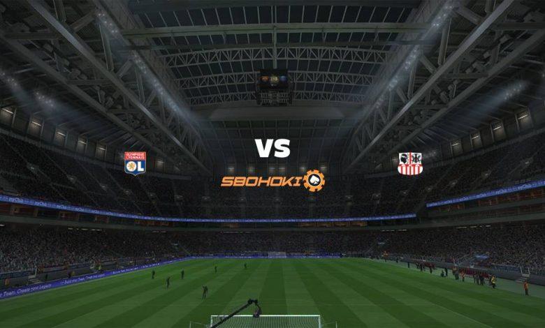 Live Streaming  Lyon vs AC Ajaccio 9 Februari 2021 1