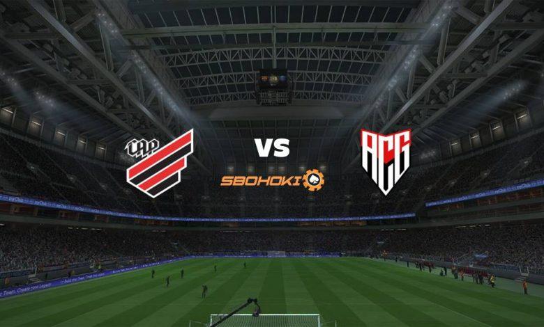 Live Streaming  Athletico-PR vs Atlético-GO 14 Februari 2021 1
