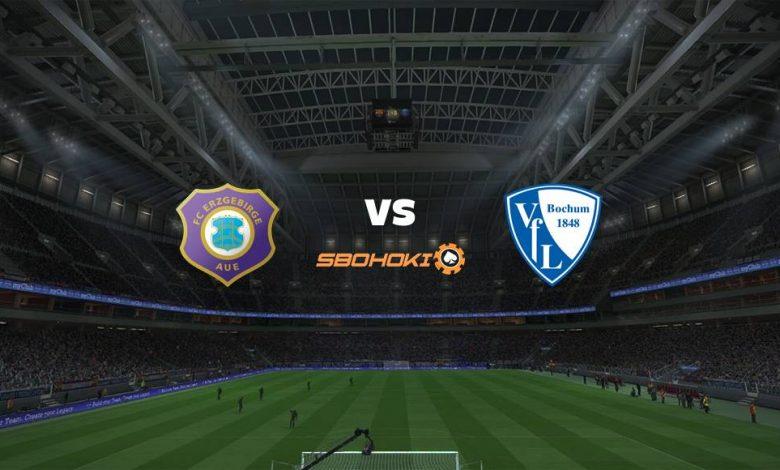 Live Streaming FC Erzgebirge Aue vs VfL Bochum 19 Februari 2021 1